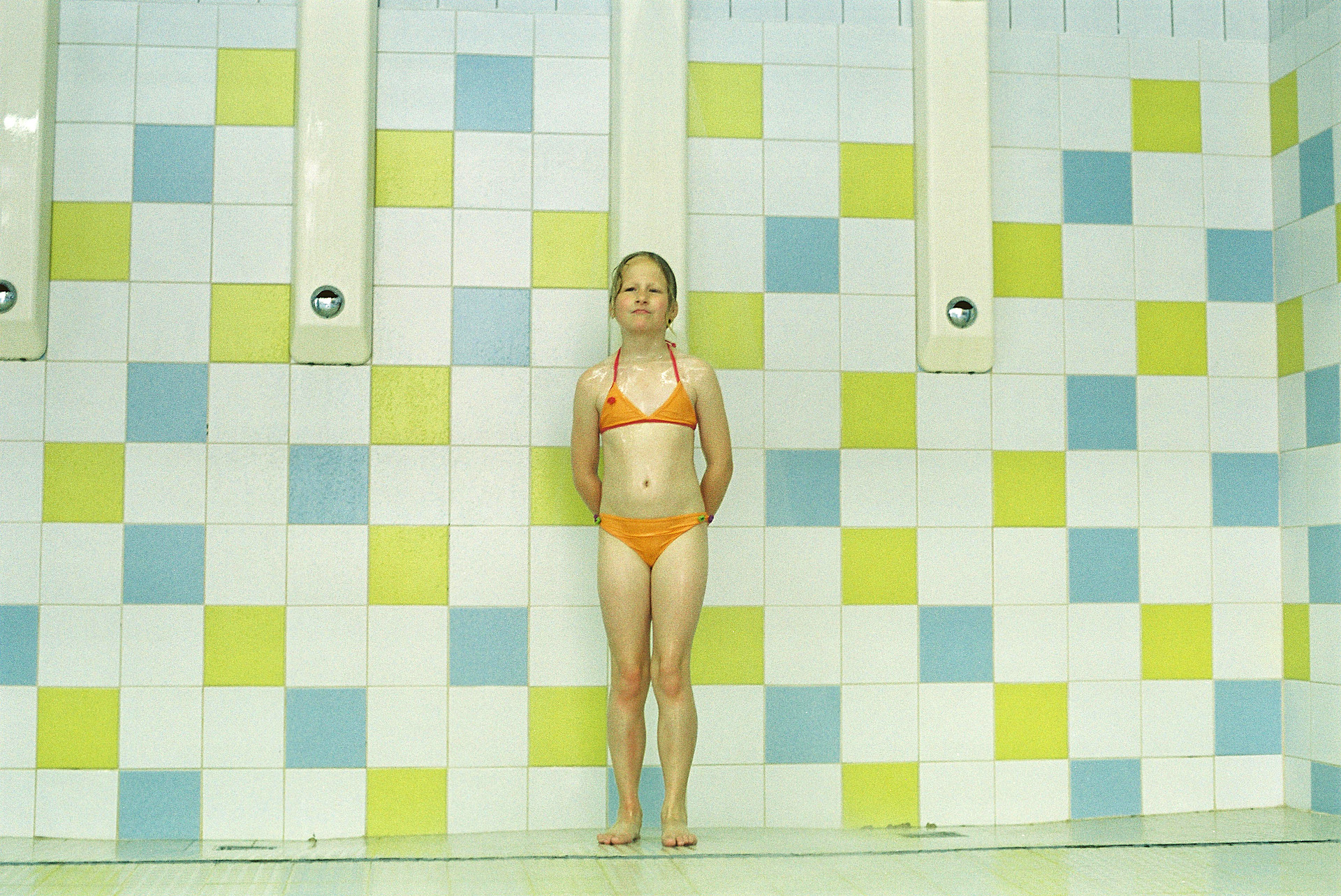 Swimming pool - Els Matthysen
