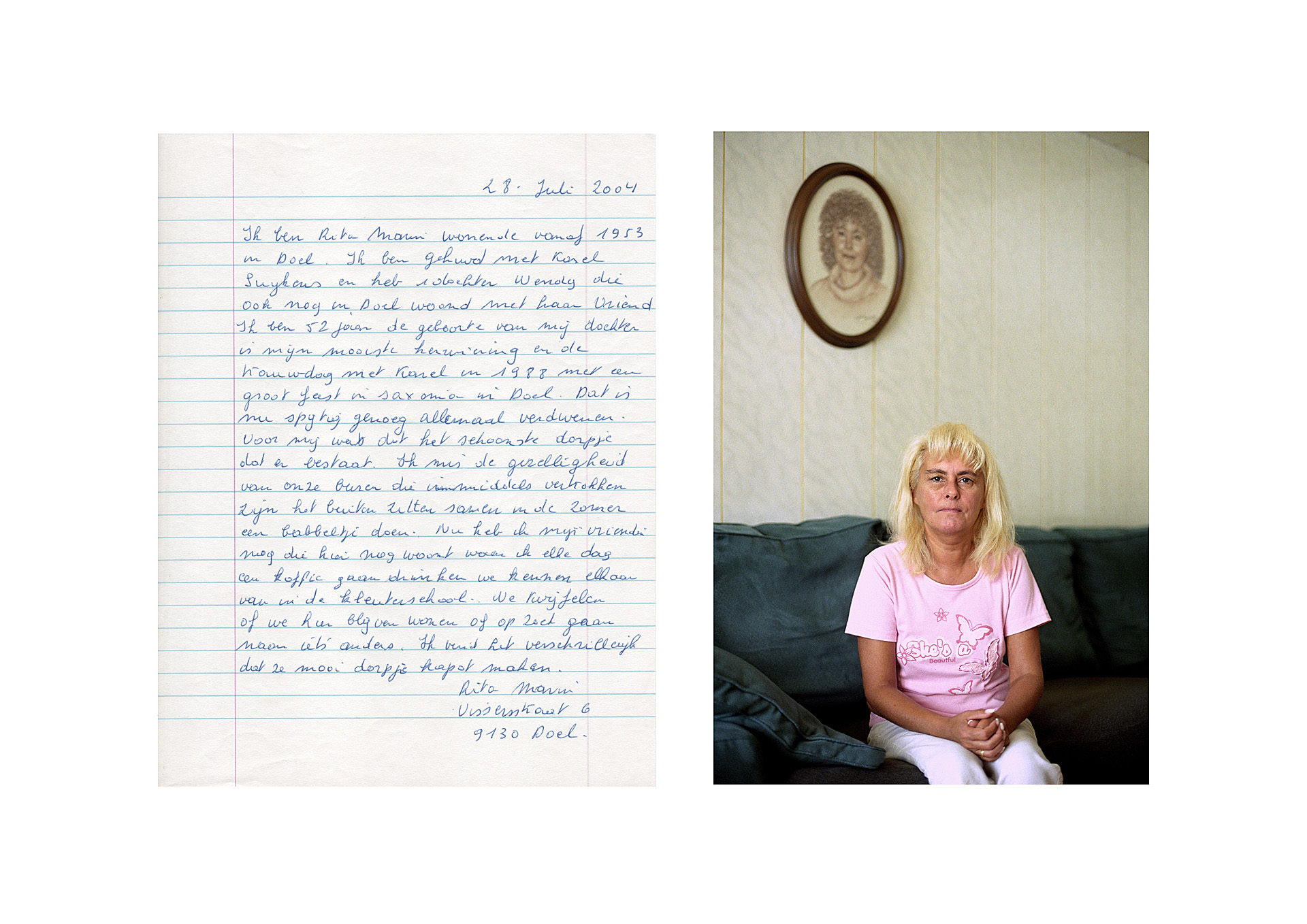 Testimony from Doel - Els Matthysen