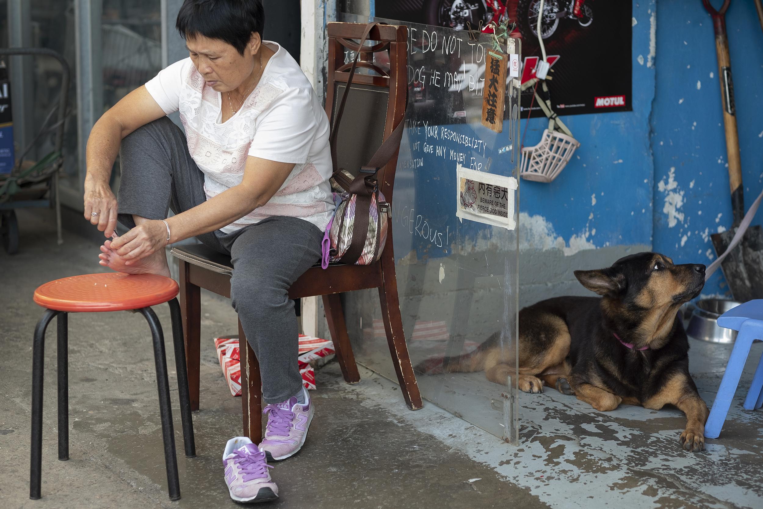 Street photography - Els Matthysen
