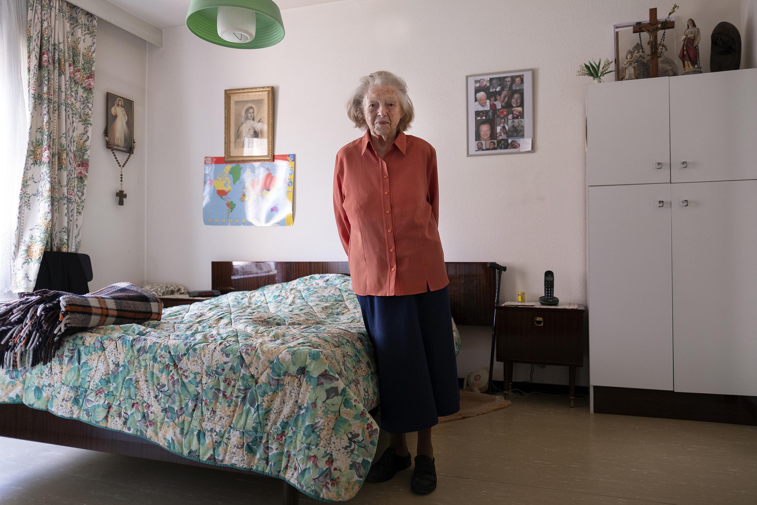 Centenarians - Els Matthysen